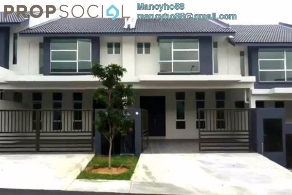For Rent Terrace at Bangi Avenue, Kajang Freehold Semi Furnished 4R/4B 1.1k
