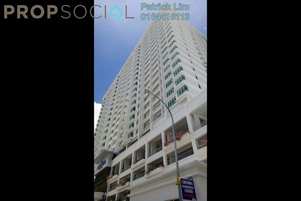 For Sale Condominium at Arena Residence, Bayan Baru Freehold Unfurnished 3R/2B 609k