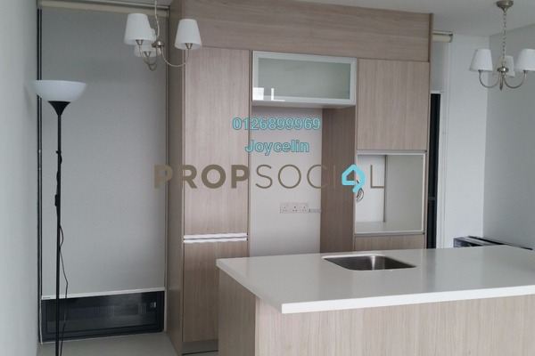 For Rent Condominium at The Capers, Sentul Freehold Semi Furnished 3R/3B 2.7k