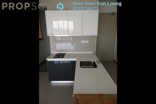 For Sale Serviced Residence at KL Gateway, Bangsar South Leasehold Semi Furnished 2R/2B 830k