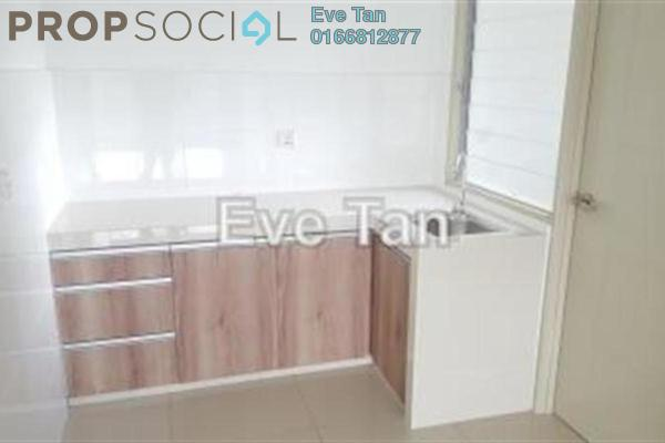 For Sale Condominium at Maxim Citilights, Sentul Leasehold Semi Furnished 2R/2B 380k