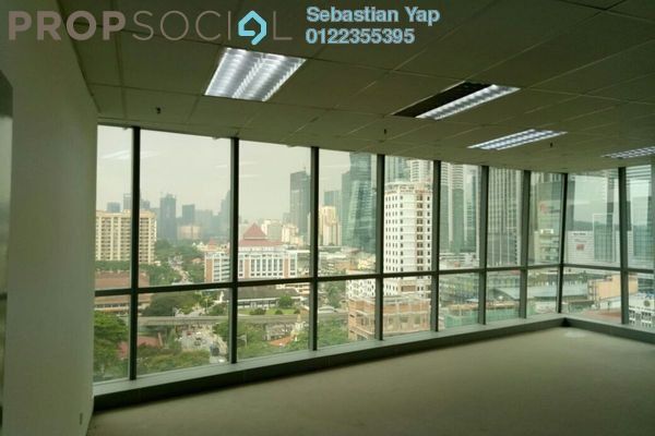 For Rent Office at Sentral Vista, Brickfields Leasehold Unfurnished 0R/0B 6.5k