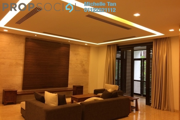For Rent Condominium at Cinta, Ampang Hilir Freehold Semi Furnished 4R/6B 11k