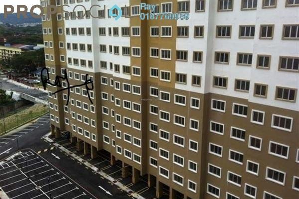 For Rent Apartment at Putra Suria Residence, Bandar Sri Permaisuri Leasehold Semi Furnished 3R/2B 1.55k