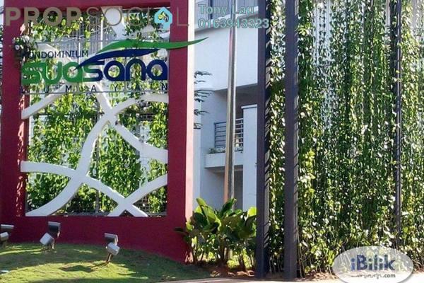 For Rent Condominium at Suasana Lumayan, Bandar Sri Permaisuri Leasehold Unfurnished 4R/2B 1.5k