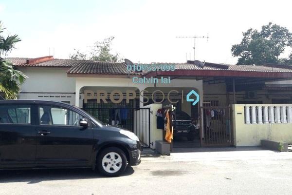 For Rent Terrace at Pekan Meru, Meru Freehold Unfurnished 3R/2B 900translationmissing:en.pricing.unit