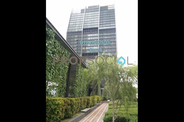 For Sale Condominium at The Capers, Sentul Freehold Semi Furnished 2R/2B 620k