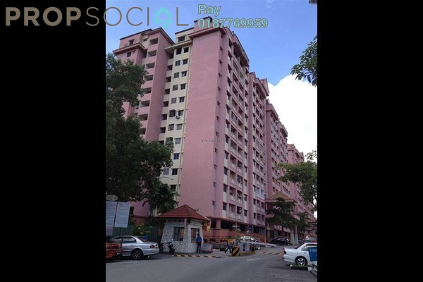 For Sale Condominium at Anggerik Villa 2, Kajang Freehold Unfurnished 3R/2B 230k