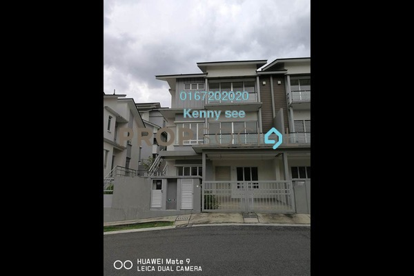 For Sale Semi-Detached at Salak South Garden, Sungai Besi Freehold Unfurnished 5R/5B 1.78m