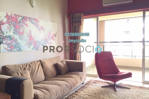 For Rent Condominium at Seri Maya, Setiawangsa Freehold Fully Furnished 3R/3B 3.5k