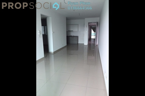 For Sale Condominium at Kiara Residence 2, Bukit Jalil Leasehold Unfurnished 3R/2B 565k