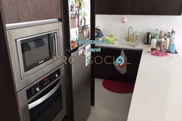 For Sale Condominium at The Capers, Sentul Freehold Semi Furnished 2R/2B 695k