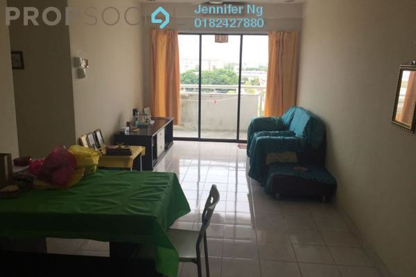 For Sale Condominium at Vista Millennium, Puchong Leasehold Semi Furnished 3R/2B 265k