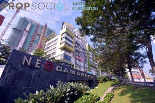 For Rent Condominium at Neo Damansara, Damansara Perdana Leasehold Fully Furnished 1R/1B 1.5k