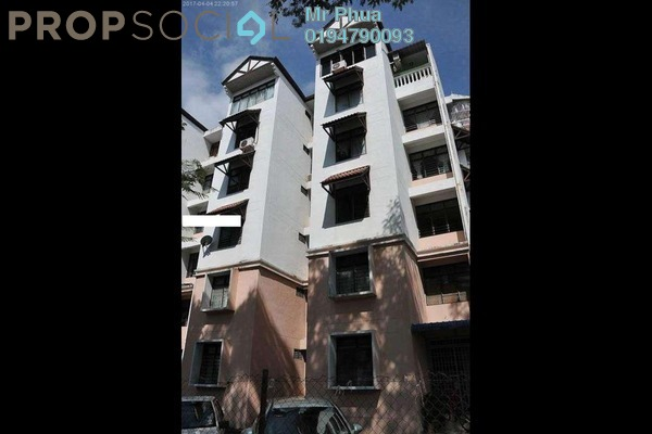 For Rent Apartment at Taman Jubilee, Sungai Nibong Freehold Semi Furnished 3R/2B 700translationmissing:en.pricing.unit