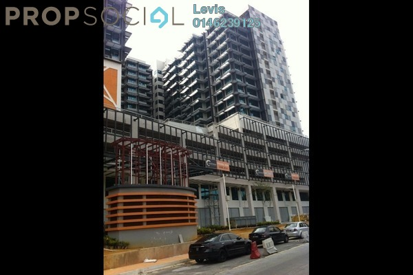For Rent Condominium at Centrestage, Petaling Jaya Leasehold Semi Furnished 2R/2B 1.9k