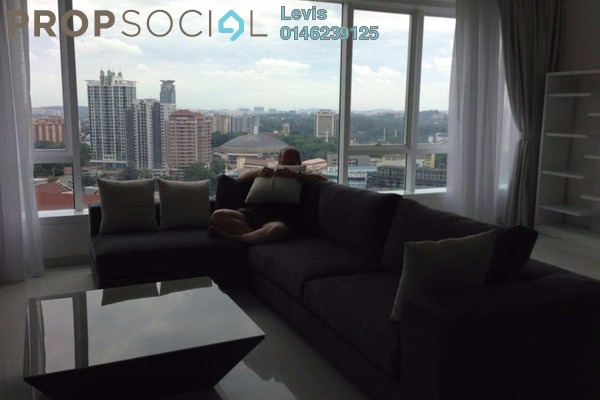 For Rent Condominium at Verticas Residensi, Bukit Ceylon Freehold Fully Furnished 2R/2B 5.5k