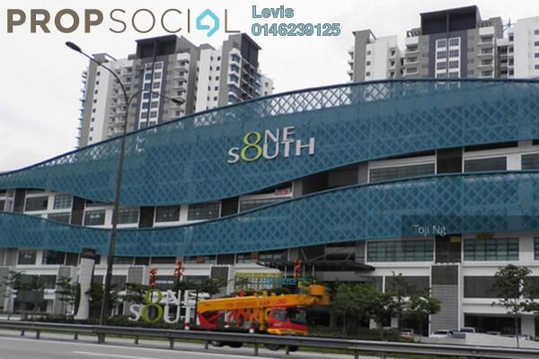 For Rent Condominium at Parc @ One South, Seri Kembangan Leasehold Fully Furnished 3R/2B 2k