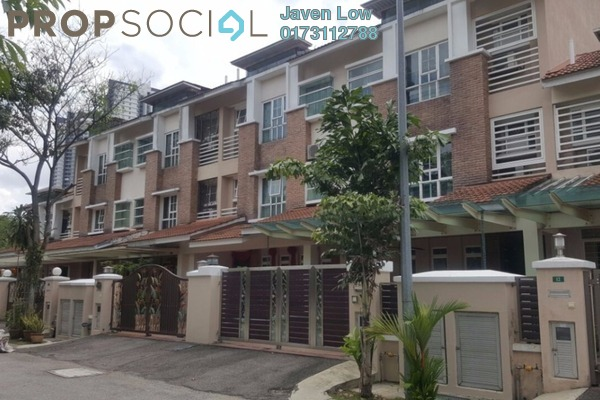 For Sale Terrace at LeVenue, Desa ParkCity Freehold Semi Furnished 6R/6B 2.6m
