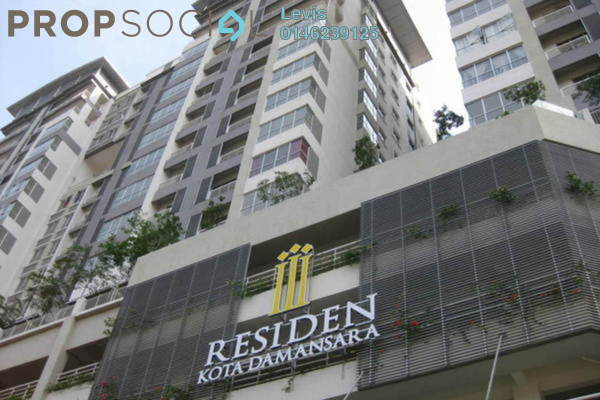 For Rent Condominium at i-Residence @ i-City, Shah Alam Freehold Fully Furnished 3R/2B 2k