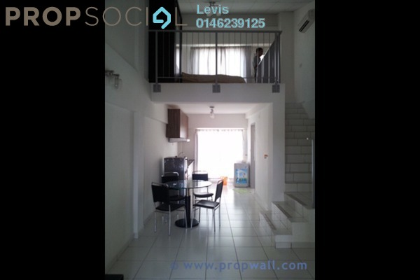 For Rent Condominium at Axis SoHu, Pandan Indah Leasehold Fully Furnished 1R/1B 2.3k