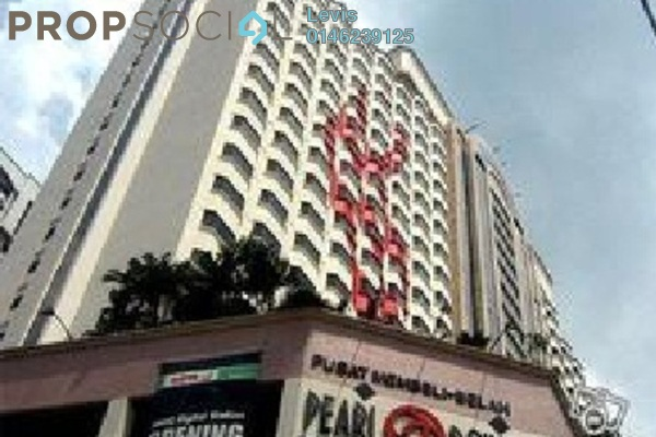 For Sale Condominium at Pearl Point Condominium, Old Klang Road Freehold Fully Furnished 3R/2B 430k