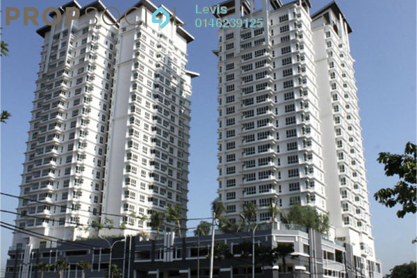 For Rent Condominium at 1Sentul, Sentul Freehold Fully Furnished 3R/2B 2.2k