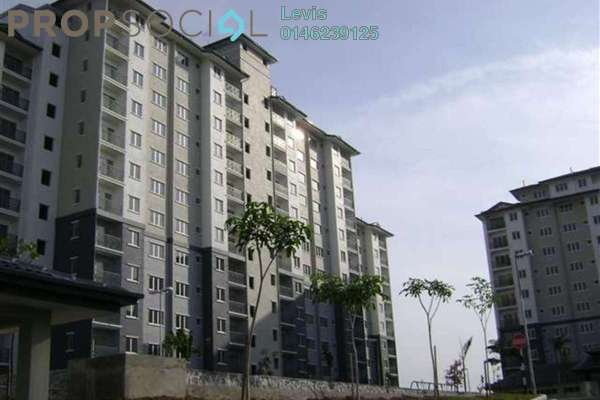 For Rent Condominium at Casa Riana, Bandar Putra Permai Leasehold Unfurnished 3R/2B 900translationmissing:en.pricing.unit