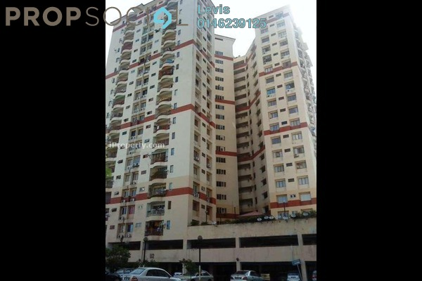 For Rent Condominium at Ampang Damai, Ampang Leasehold Semi Furnished 3R/2B 1.5k