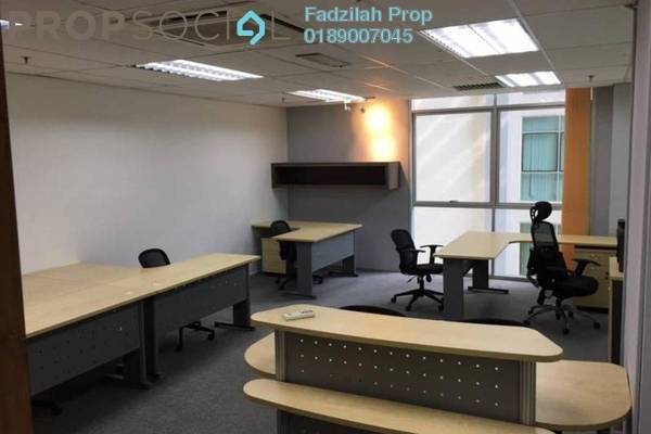 For Rent Office at Solaris Dutamas, Dutamas Freehold Fully Furnished 0R/0B 2.7k
