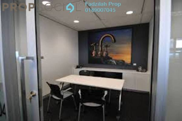 For Rent Office at Solaris Dutamas, Dutamas Freehold Fully Furnished 0R/0B 3.6k