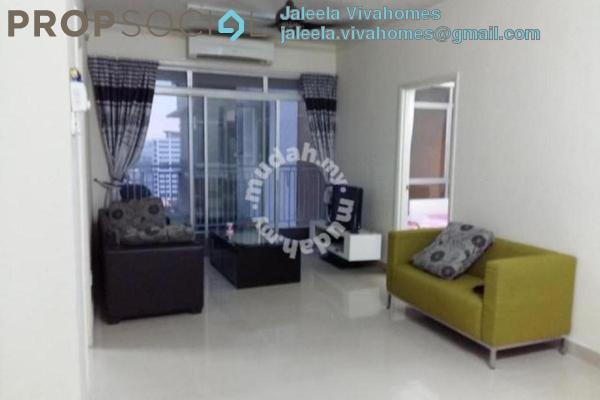 For Rent Condominium at Batu Tiga Industrial Park, Shah Alam Freehold Fully Furnished 3R/2B 1.9k