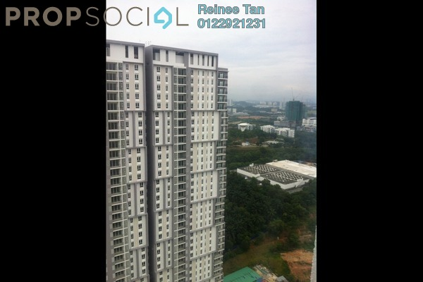 For Rent Condominium at Verdi Eco-dominiums, Cyberjaya Freehold Semi Furnished 2R/2B 1.6k