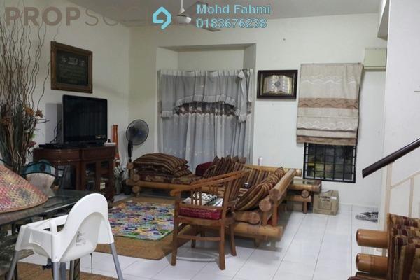 For Sale Terrace at Section 3, Bandar Mahkota Cheras Freehold Unfurnished 4R/3B 550k