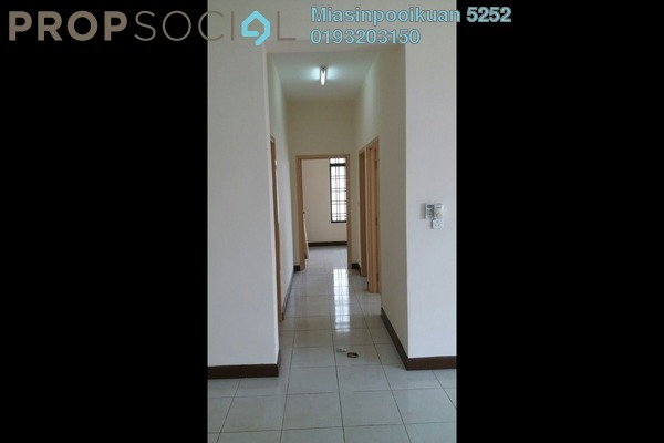 For Rent Condominium at Diamond Residences, Setapak Freehold Semi Furnished 3R/2B 1.4k
