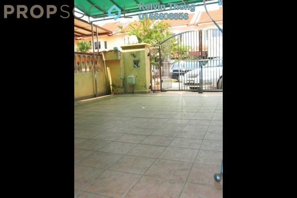 For Sale Terrace at PU8, Bandar Puchong Utama Freehold Semi Furnished 5R/3B 500k