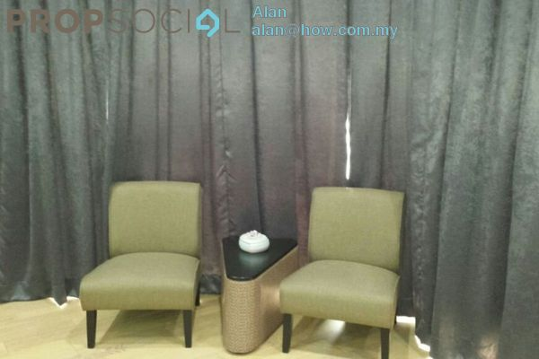 For Rent Condominium at Regalia, Putra Freehold Fully Furnished 2R/3B 4.5k