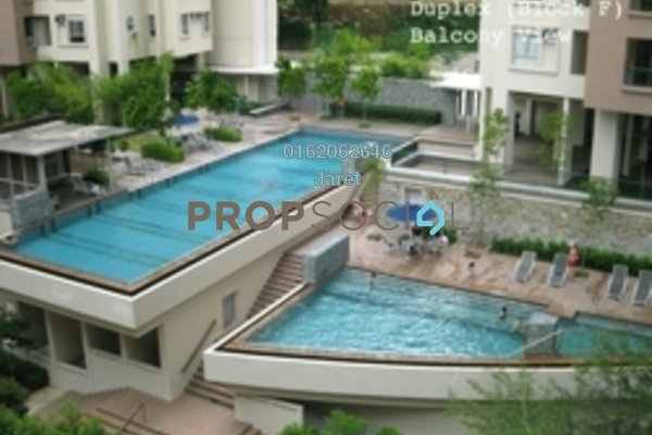 For Rent Condominium at Seri Maya, Setiawangsa Leasehold Fully Furnished 3R/2B 2.7k