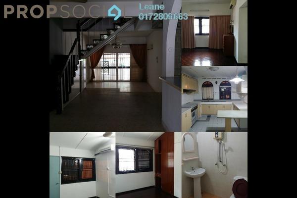 For Rent Terrace at Taman Melawati, Melawati Leasehold Semi Furnished 3R/2B 2.2k