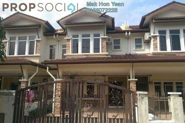 For Sale Terrace at Taman Pelangi Semenyih, Semenyih Freehold Semi Furnished 4R/3B 568k