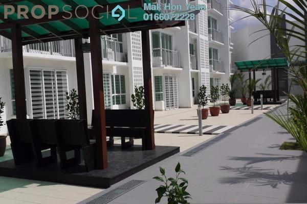 For Sale Condominium at Menara U2, Shah Alam Leasehold Semi Furnished 2R/1B 310k
