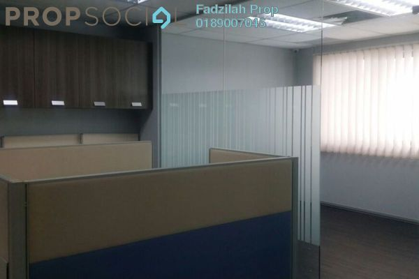 For Rent Office at Solaris Dutamas, Dutamas Freehold Semi Furnished 0R/0B 4.4k