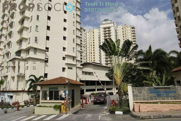 For Sale Condominium at Gurney Heights, Keramat Freehold Fully Furnished 3R/2B 440k