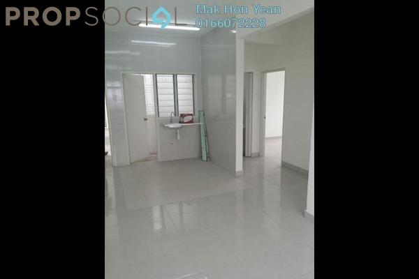 For Sale Apartment at Kemuning Aman, Kota Kemuning Freehold Semi Furnished 3R/2B 270k