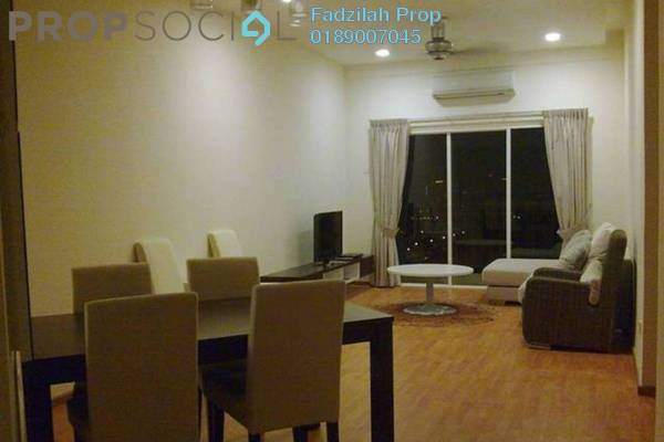 For Rent Condominium at Waldorf Tower, Sri Hartamas Freehold Semi Furnished 1R/1B 2.8k