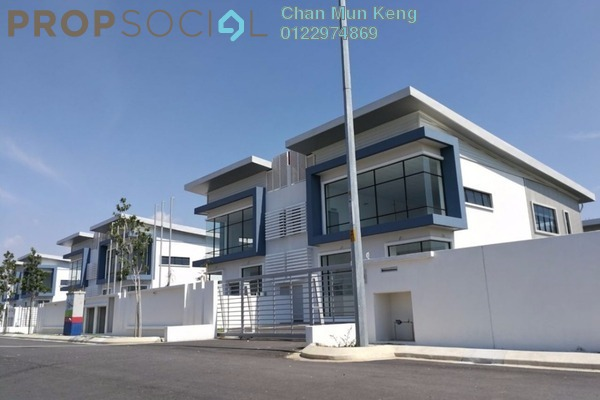 For Rent Factory at Gateway 16, Bandar Bukit Raja Freehold Unfurnished 0R/0B 6.8k