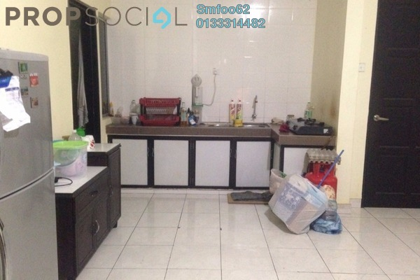 For Rent Condominium at Diamond Regency, Setapak Freehold Semi Furnished 3R/2B 1.6k