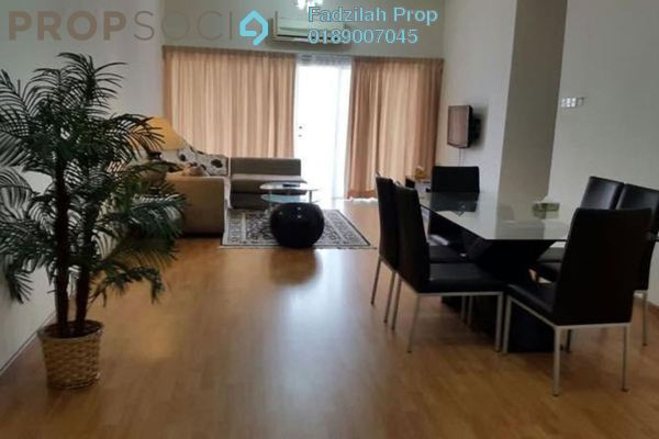 For Rent Condominium at Waldorf Tower, Sri Hartamas Freehold Fully Furnished 3R/3B 3.8k