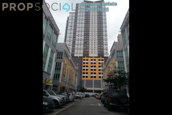 For Rent Condominium at Casa Residenza, Kota Damansara Leasehold Fully Furnished 3R/2B 1.9k