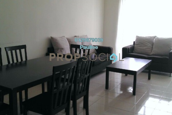 For Rent Condominium at SuriaMas, Bandar Sunway Leasehold Fully Furnished 4R/2B 2.4k
